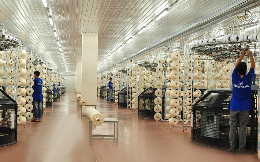 фабрики Турции