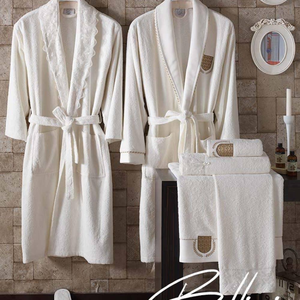 Махровые турецкие халаты и полотенца оптом