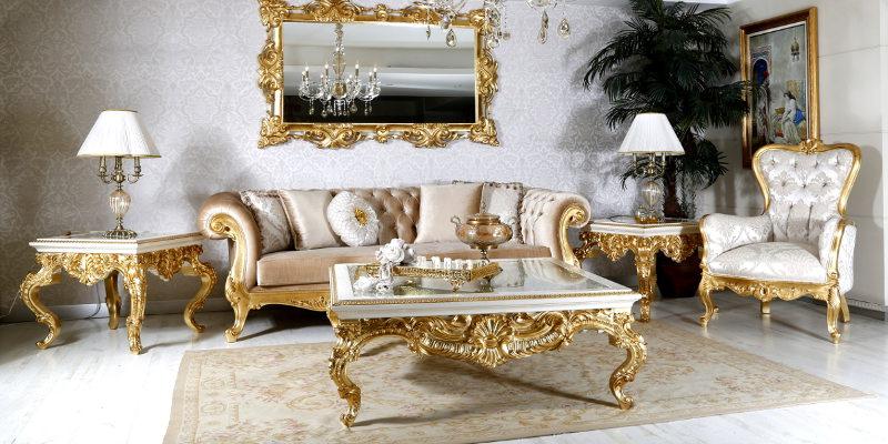 Купить турецкую классическую мебель